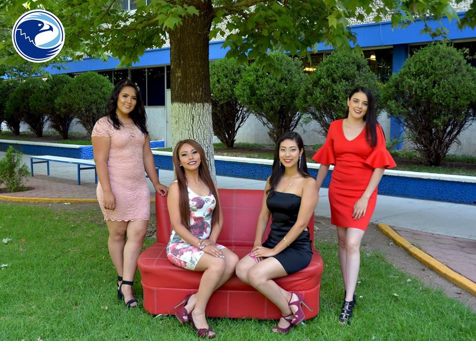 Presentación de Candidatas a reina UNES 2018