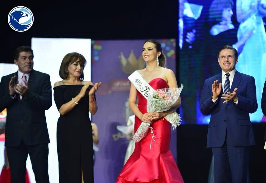 Ana Paula Muguiro Princesa de la Ciudad.