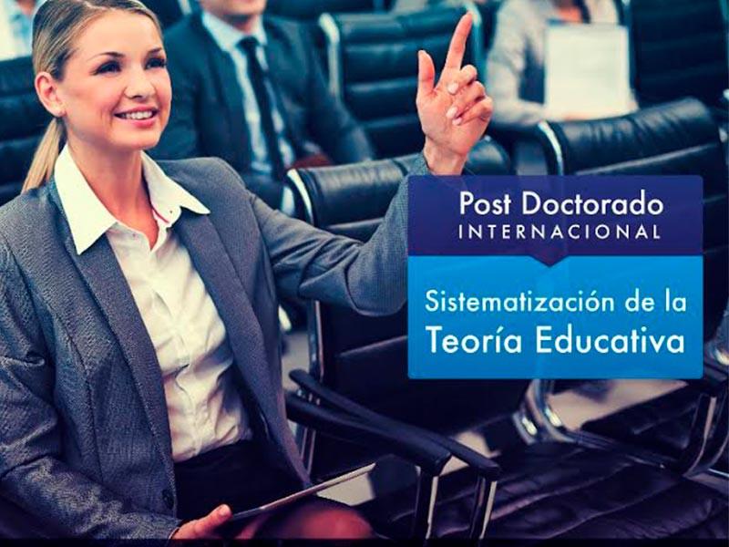 Sistematización de Teoría Educativa